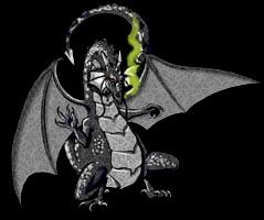Azazel, empereur dragon. 6_noir